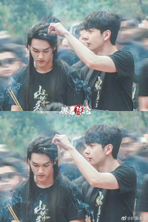 Tra nam Đông Cung sủng trai đẹp hết cỡ ở phim đam mỹ mới, fan thấy gay cấn chả thua gì Thiên Nhai Khách - Ảnh 4.