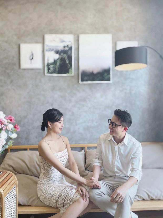 Phan Mạnh Quỳnh bất ngờ thông báo kết hôn với bạn gái kém 4 tuổi sau 5 năm hẹn hò? - Ảnh 2.