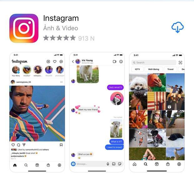 Instagram vừa chính thức cập nhật tính năng mới tại Việt Nam, Đen Vâu cũng đã bắt trend rồi! - Ảnh 1.