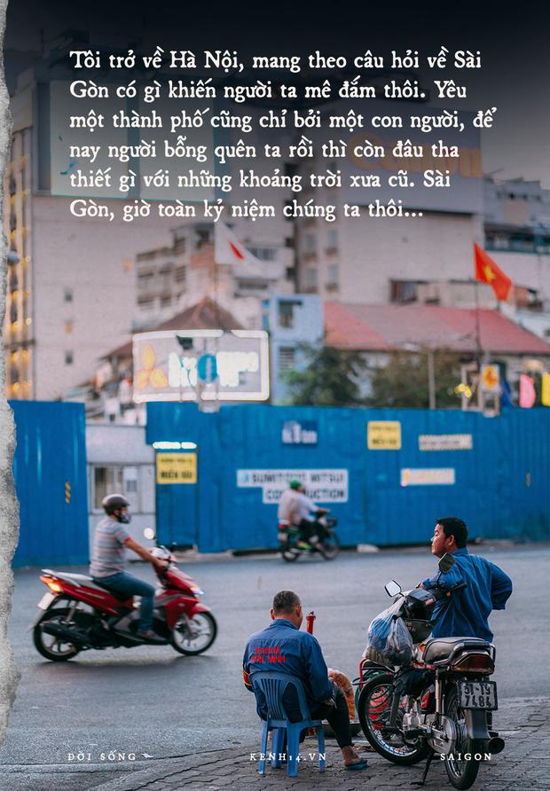 Chia tay rồi mới hiểu: Sài Gòn có thể đau lòng đến thế, khi nơi nào cũng là kỷ niệm với một người mình từng thương thiệt nhiều... - Ảnh 2.