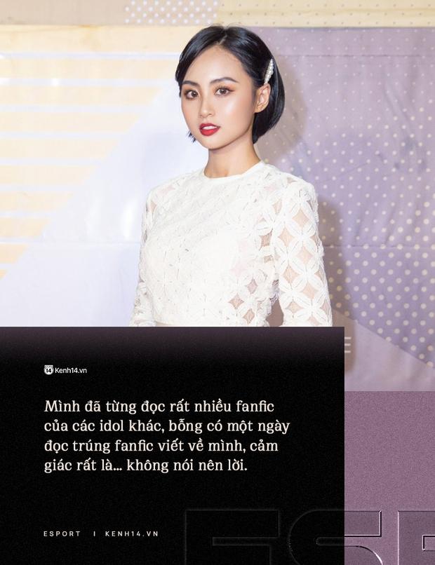Chuyện nàng công chúa làng eSports Việt - Minh Nghi, từ nữ MC quốc dân của VCS đến biểu tượng sống còn của Tốc Chiến - Ảnh 12.