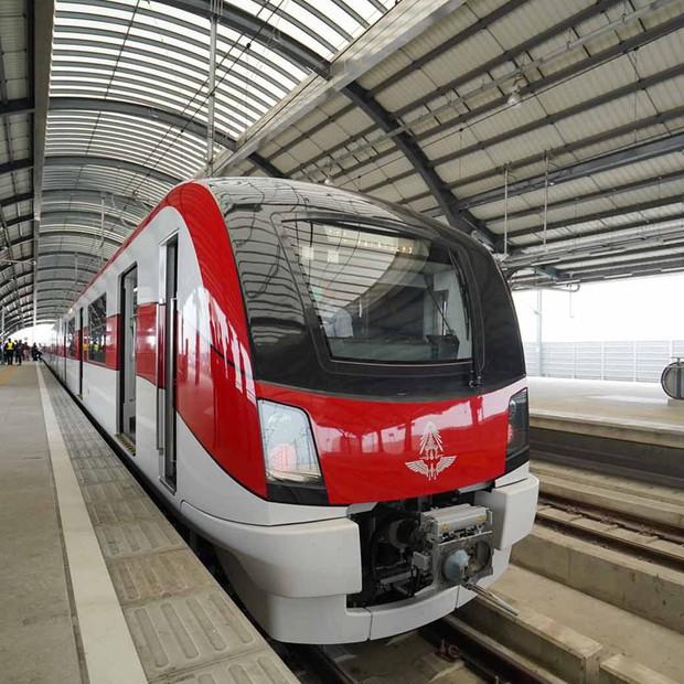 Du lịch Bangkok thần tốc: Ra mắt tuyến tàu điện từ sân bay Don Mueang đến thẳng trung tâm, vé rẻ như cho - Ảnh 2.