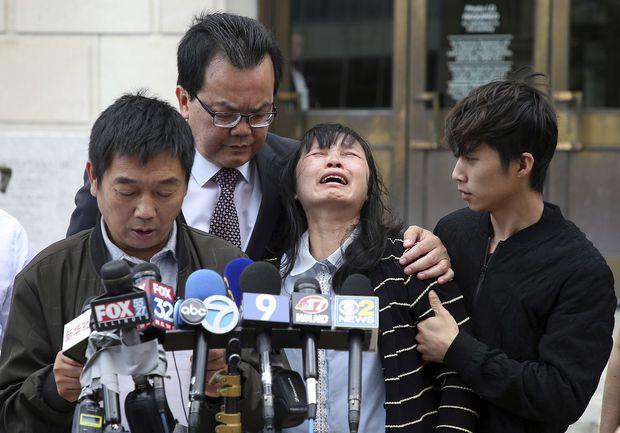Án mạng đau lòng: Cái chết oan ức của nữ sinh Trung Quốc trên đất khách và cuộc tìm kiếm công lý đầy bi phẫn của đấng sinh thành - Ảnh 6.