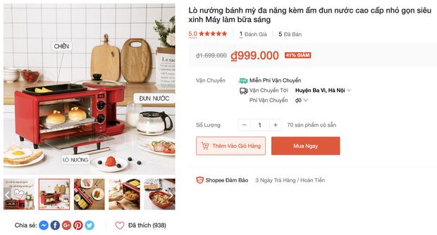 """Sắm bây giờ tiết kiệm cả mớ tiền: 8 món đồ gia dụng đang được sale rẻ """"dã man"""" - Ảnh 5."""