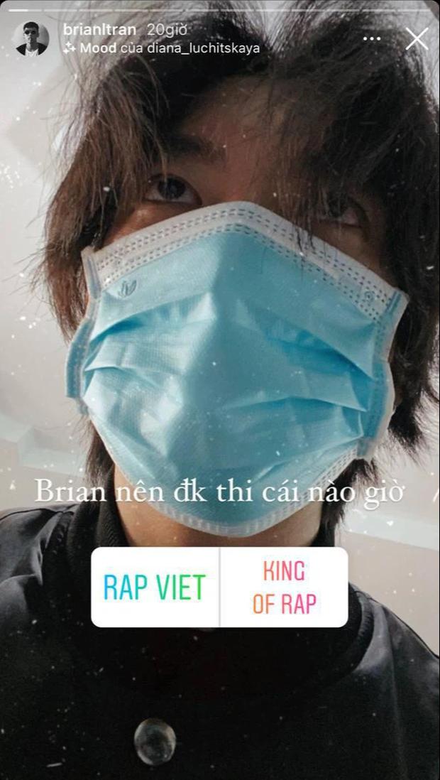 Xuất hiện ứng viên tiềm năng của Rap Việt: Chưa biết rap như thế nào nhưng sở hữu visual cực đỉnh! - Ảnh 2.