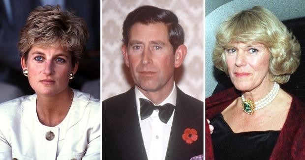 """Những khoảnh khắc hiếm có Công nương Diana chung khung hình cùng bà Camilla – """"kẻ thứ 3"""" gây ám ảnh suốt 15 năm hôn nhân bi kịch - Ảnh 1."""