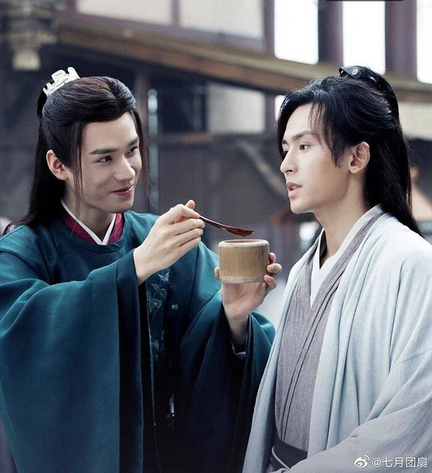 Tra nam Đông Cung sủng trai đẹp hết cỡ ở phim đam mỹ mới, fan thấy gay cấn chả thua gì Thiên Nhai Khách - Ảnh 7.