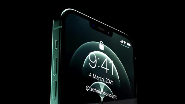 Concept iPhone 13 Pro Max đẹp mê người, còn có cả màu sắc mới chưa từng được tiết lộ - Ảnh 3.