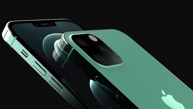Concept iPhone 13 Pro Max đẹp mê người, còn có cả màu sắc mới chưa từng được tiết lộ - Ảnh 1.