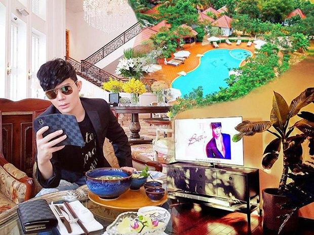 Gia tài Nathan Lee - Ngọc Trinh: Bên có từ villa Beverly Hills 12.000m2 đến bạch dinh 600 tỷ, bên yêu nữ đồ hiệu nức tiếng Vbiz - Ảnh 9.
