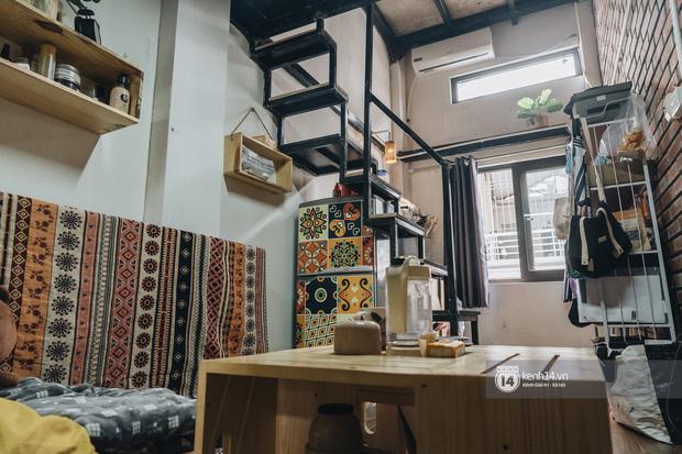 Review căn hộ mini cực hot trong giới sinh viên: Đầy đủ tiện nghi, sống sướng hơn nhà trọ nhưng giá 5-10 triệu liệu có đáng? - Ảnh 3.