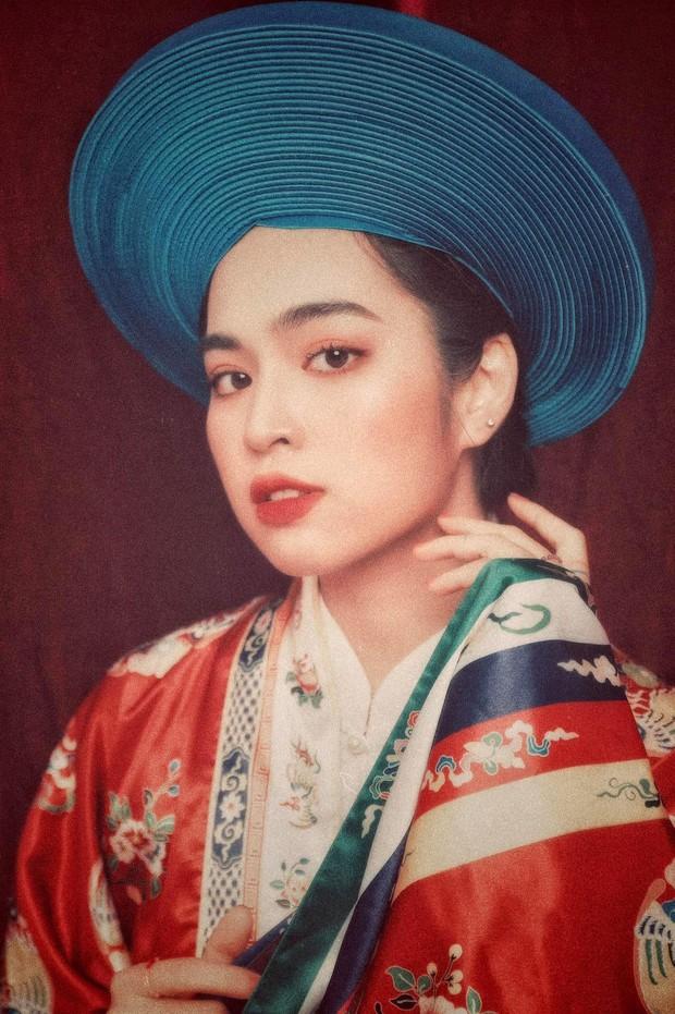 Khánh Vân hí hửng diện Nhật Bình hoá công chúa, ngờ đâu nhận cái kết không thể đắng hơn từ netizen - Ảnh 3.