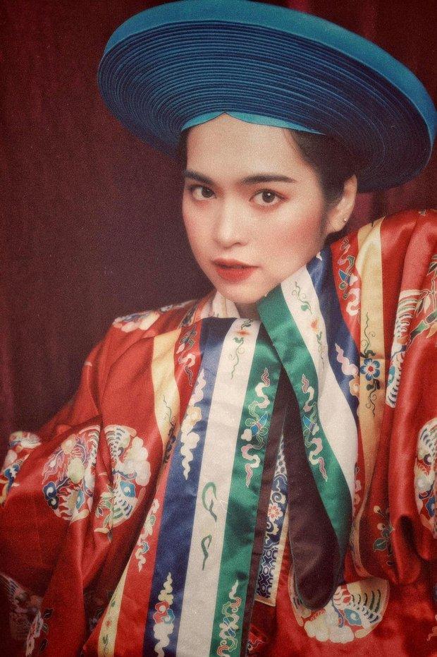 Khánh Vân hí hửng diện Nhật Bình hoá công chúa, ngờ đâu nhận cái kết không thể đắng hơn từ netizen - Ảnh 1.