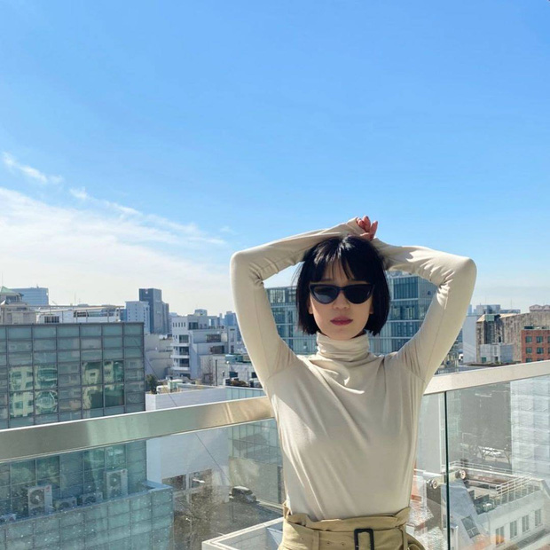 Style thời trang lên hương của bà xã Kang Gary khiến fan khăng khăng đây là idol còn Mực ca chỉ là quản lý! - Ảnh 9.
