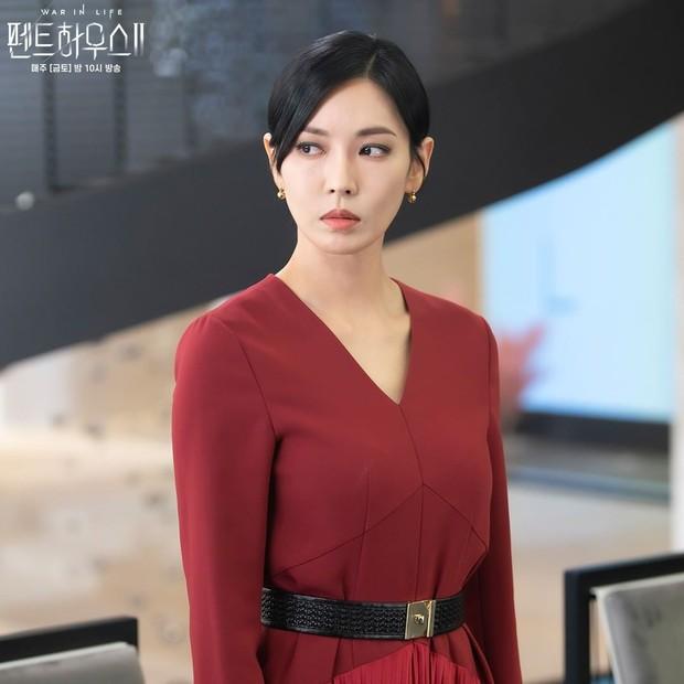 Xem Penthouse mà phục lăn tài sửa đồ của ác nữ Kim So Yeon: Sửa như không sửa, thị lực 10/10 cũng khó phát hiện ra - Ảnh 2.