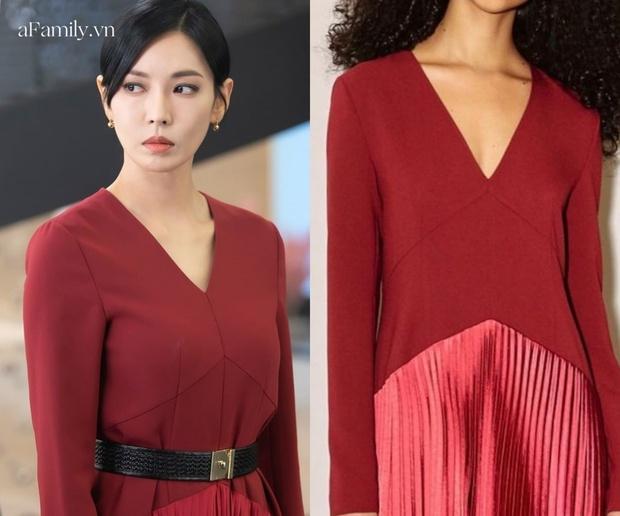 Xem Penthouse mà phục lăn tài sửa đồ của ác nữ Kim So Yeon: Sửa như không sửa, thị lực 10/10 cũng khó phát hiện ra - Ảnh 4.