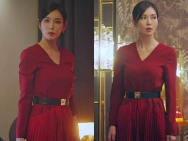 Xem Penthouse mà phục lăn tài sửa đồ của ác nữ Kim So Yeon: Sửa như không sửa, thị lực 10/10 cũng khó phát hiện ra - Ảnh 5.