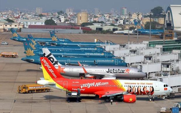 Vietjet và Vietnam Airlines nối lại một số đường bay quốc tế từ 1/4, Cục Hàng không kiến nghị 3 giai đoạn mở cửa đường bay quốc tế - Ảnh 1.