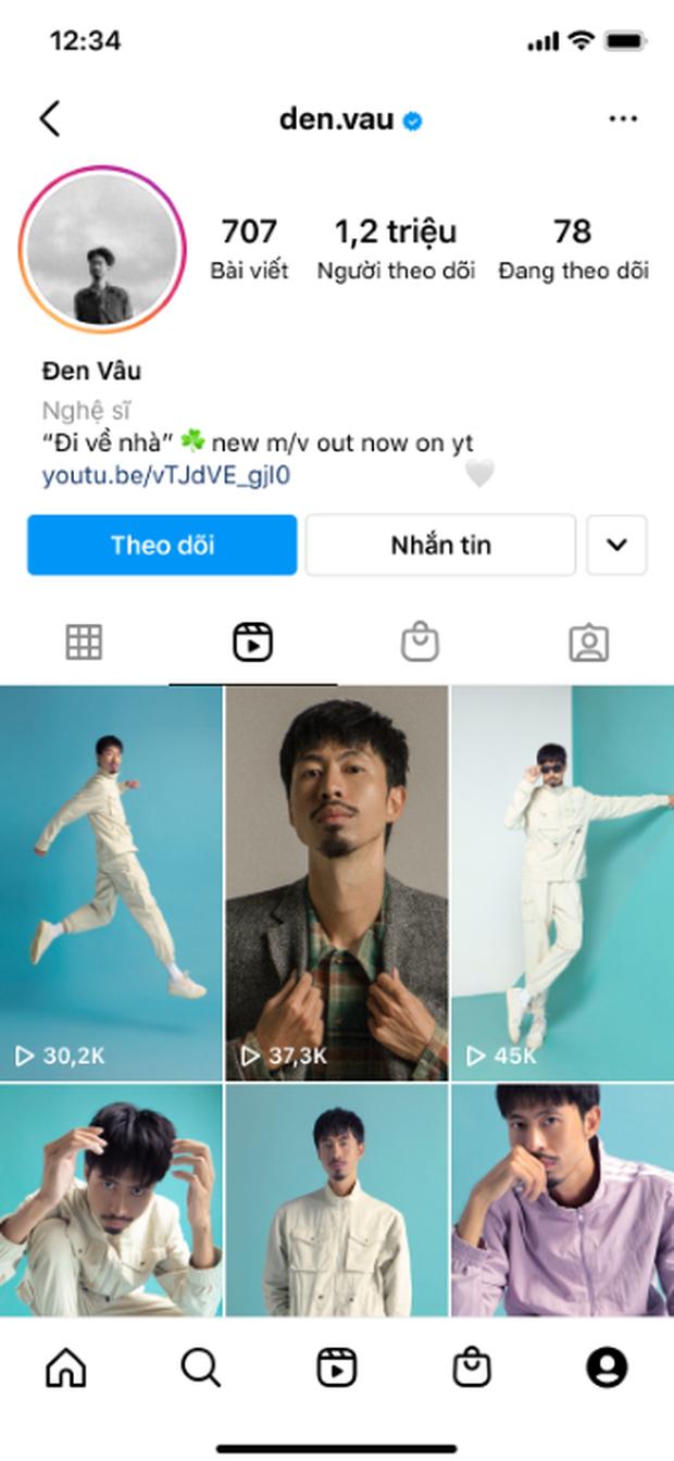 Instagram vừa chính thức cập nhật tính năng mới tại Việt Nam, Đen Vâu cũng đã bắt trend rồi! - Ảnh 3.