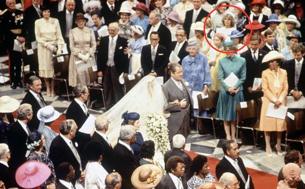 """Những khoảnh khắc hiếm có Công nương Diana chung khung hình cùng bà Camilla – """"kẻ thứ 3"""" gây ám ảnh suốt 15 năm hôn nhân bi kịch - Ảnh 5."""
