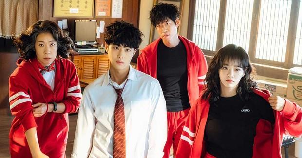 Thần Chết Lee Dong Wook được mời làm anh hùng đa nhân cách, netizen hào hứng Hốt vai liền chú ơi! - Ảnh 5.