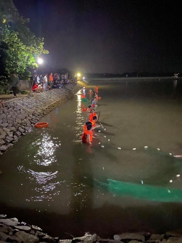 Đi tắm ở hồ điều tiết nước, một học sinh lớp 9 tử vong - Ảnh 1.
