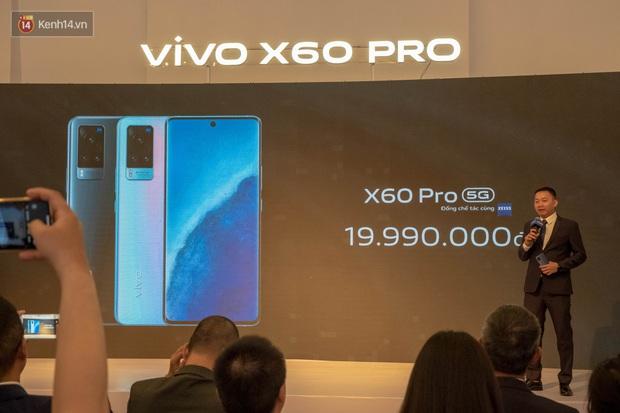 Vivo ra mắt flagship X60 Pro tại Việt Nam, camera kết hợp với Zeiss, tích hợp công nghệ gimbal 2.0 - Ảnh 8.