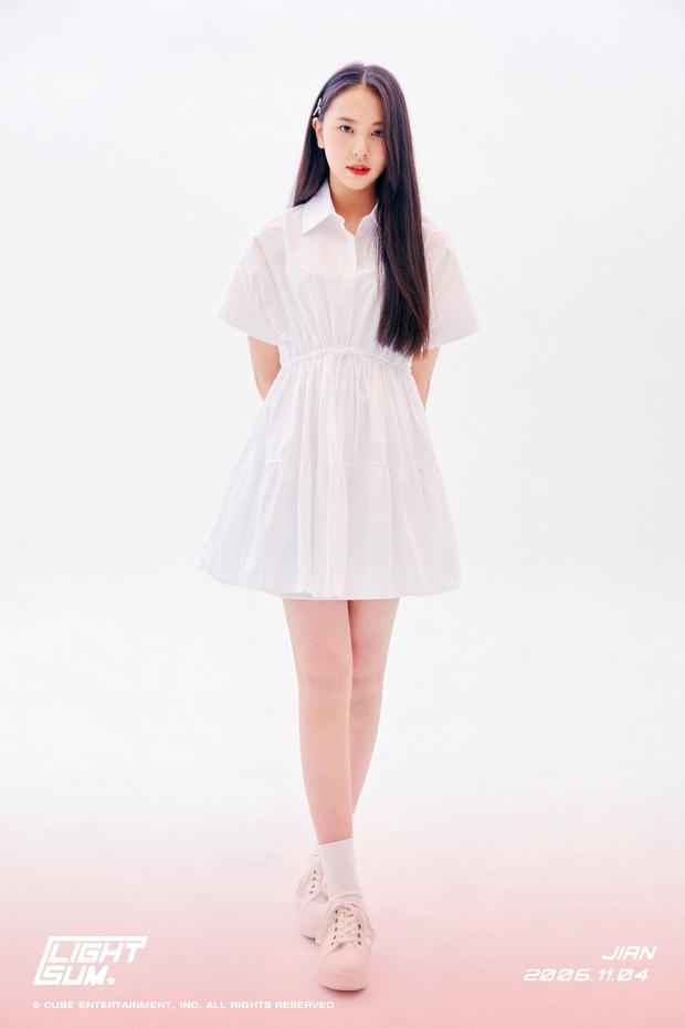 Lộ diện nhóm đối thủ của aespa và hậu duệ BLACKPINK: Nhan sắc xinh như Nayeon (TWICE), có thành viên mới chỉ 15 tuổi - Ảnh 11.