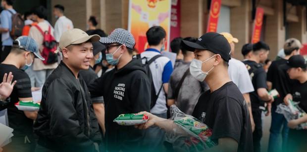Nóng: Lộ diện những thí sinh đầu tiên của Rap Việt miền Bắc, Gừng thi lại, Mèo Simmy cũng góp mặt? - Ảnh 2.
