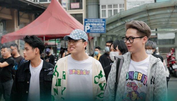 Nóng: Lộ diện những thí sinh đầu tiên của Rap Việt miền Bắc, Gừng thi lại, Mèo Simmy cũng góp mặt? - Ảnh 3.