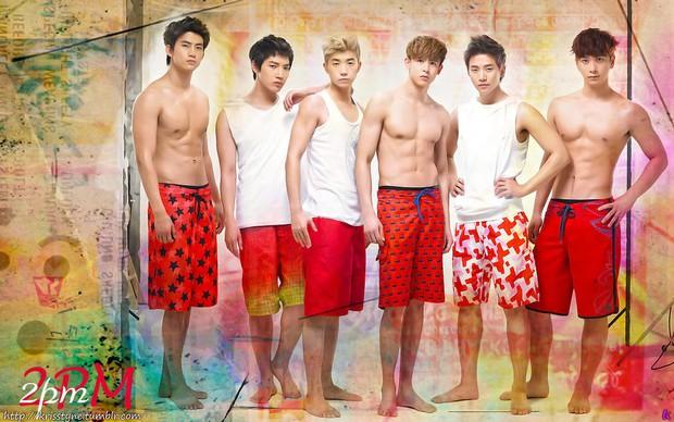 Thần tượng dã thú 2PM xác nhận trở lại sau 4 năm, mùa hè Kpop tăng nhiệt 1000 độ, ước gì có thêm BIGBANG, SNSD nhập hội cho vui! - Ảnh 3.