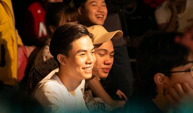Thâm nhập sân khấu casting Rap Việt Hà Nội: Đông nghẹt thí sinh không kém miền Nam! - Ảnh 3.
