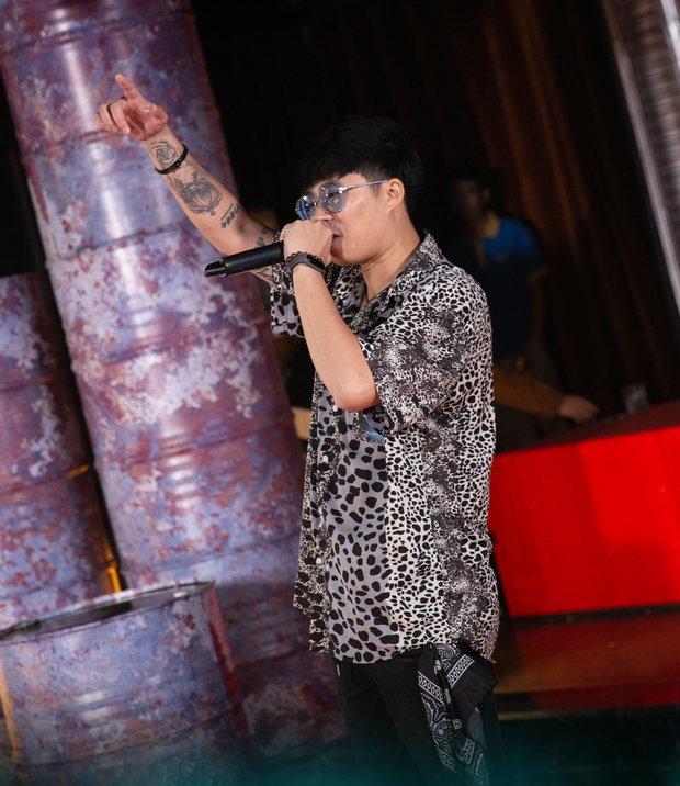 Thâm nhập sân khấu casting Rap Việt Hà Nội: Đông nghẹt thí sinh không kém miền Nam! - Ảnh 5.