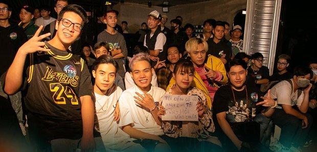 Hết Pháo lại đến RichChoi xuất hiện casting Rap Việt tại miền Bắc! - Ảnh 2.