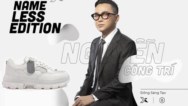 NTK Công Trí bắt tay Bitis Hunter tạo siêu phẩm sneaker mới, có gì hot mà netizen phát cuồng hết cả lên? - Ảnh 1.