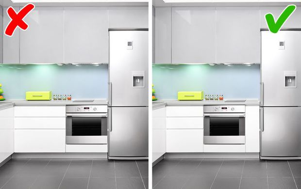 7 sai lầm trong sắp xếp nội thất biến căn bếp của bạn thành cơn ác mộng - Ảnh 7.
