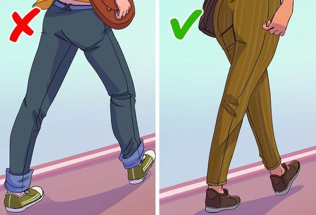 9 lỗi sai trong việc đi bộ mà 90% ai cũng mắc phải, cứ ngỡ chẳng vấn đề gì nhưng thực ra đang huỷ hoại vóc dáng và sức khoẻ của bạn - Ảnh 9.