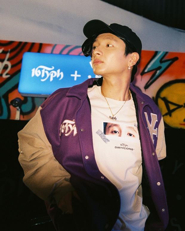 Cảm hứng về thời trang đậm chất hip-hop trong collection kết hợp giữa 16 Typh và DirtyCoins - Ảnh 1.
