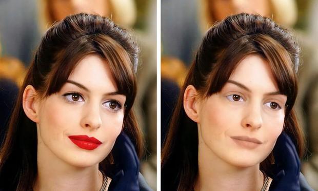 Một lần chơi lớn, xóa hết makeup dàn mỹ nữ Hollywood để xem nhan sắc mặt mộc ấn tượng nhất thuộc về ai? - Ảnh 5.