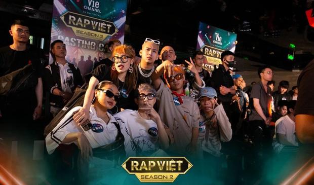 Lộ diện thí sinh nữ đầu tiên đậu vòng casting Rap Việt mùa 2 ở miền Bắc? - Ảnh 2.