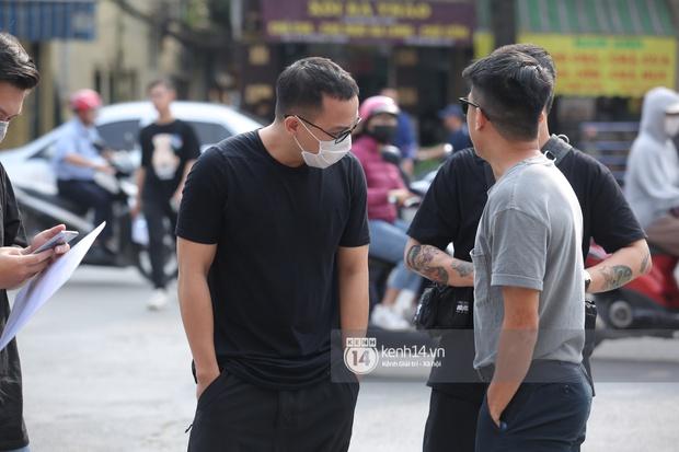 Độc quyền: Bộ 3 giám khảo Touliver, Rhymastic, JustaTee tập trung cao độ tại vòng casting Rap Việt miền Bắc - Ảnh 3.