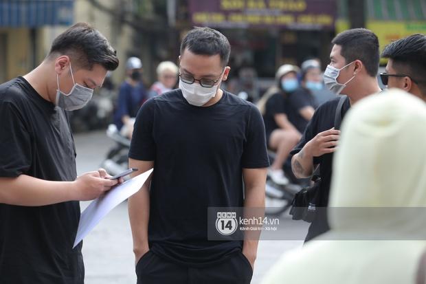 Độc quyền: Bộ 3 giám khảo Touliver, Rhymastic, JustaTee tập trung cao độ tại vòng casting Rap Việt miền Bắc - Ảnh 2.