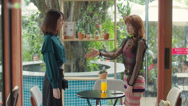 Nhã Phương tung chiêu dằn mặt chị gái tiểu tam khiến Thúy Ngân toang mạnh ở Cây Táo Nở Hoa - Ảnh 3.