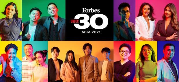 Châu Bùi lọt vào danh sách 30 Under 30 toàn châu Á năm 2021 do tạp chí Forbes bình chọn - Ảnh 1.