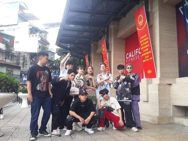 Dàn thí sinh Rap Việt mùa 1 tại casting Rap Việt miền Bắc: Kẻ đến tranh tài, người đi cổ vũ hội anh em - Ảnh 6.