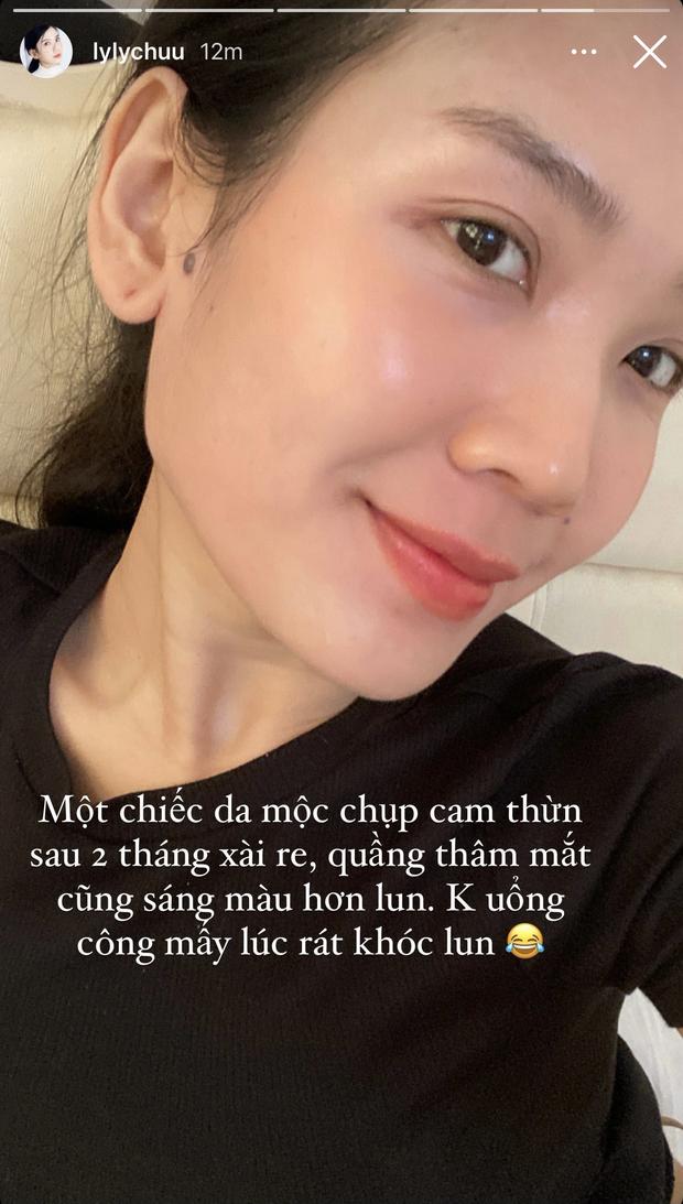 """Cô gái từng là """"crush của hàng ngàn chàng trai Sài Gòn"""" khoe mặt mộc ở tuổi 28, có còn đẹp như xưa? - Ảnh 1."""