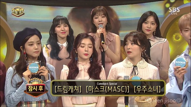 Fan công nhận Jisoo thừa sức debut trong Red Velvet, thành viên thứ 5 của BLACKPINK nhảy sang làm main vocal nhóm nữ khác cũng được - Ảnh 5.