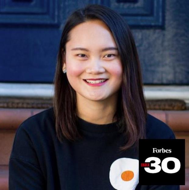 Châu Bùi lọt vào danh sách 30 Under 30 toàn châu Á năm 2021 do tạp chí Forbes bình chọn - Ảnh 4.
