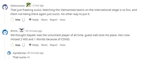 Fan quốc tế tiếc nuối vì GAM Esports bỏ lỡ MSI 2021: Tệ thật đấy, theo dõi VCS thi đấu rất thú vị - Ảnh 1.