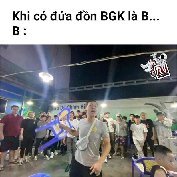 Rap Việt mùa 2 hé lộ chữ B bí ẩn ở vị trí HLV, dân mạng thi nhau gọi tên Baroibeo - Ảnh 1.